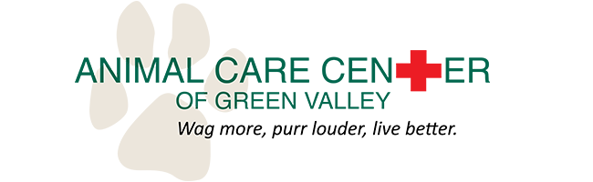 Logo for Veterinarians Green Valley, AZ | Animal Care Center of Green Valley