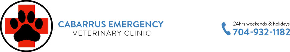 Logo for Veterinarians Kannapolis, NC | Cabarrus Emergency Veterinary Clinic
