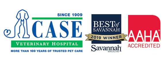 Logo for Veterinarians Savannah | Case Veterinary Hospital
