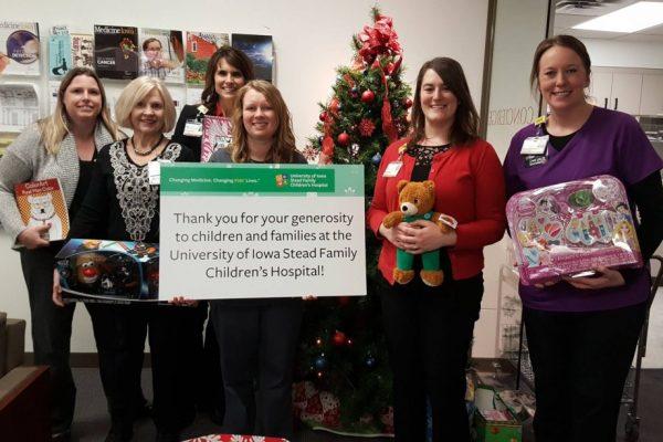 University of Iowa Children's Hospital