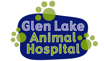 Logo for Glen Lake Animal Hospital Goffstown, New Hampshire