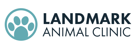 Logo for Veterinarians in Goldsboro | Landmark Animal Clinic