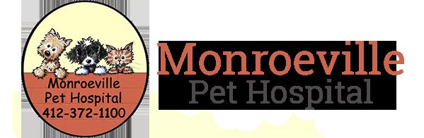Logo for Veterinarians Monroeville, PA | Monroeville Pet Hospital