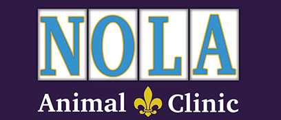Logo for Veterinarians New Orleans | NOLA Animal Clinic