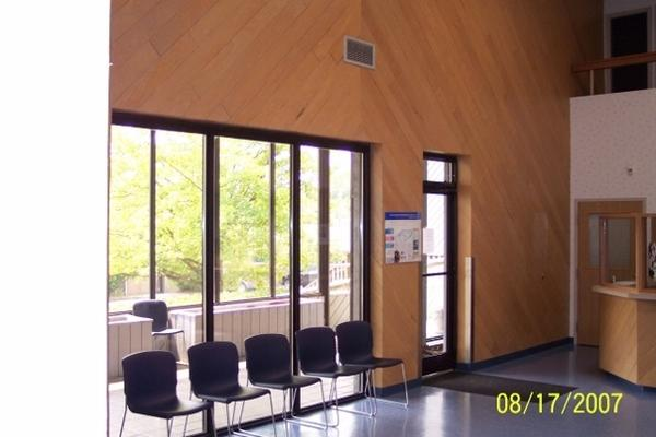 When you visit our Clinic, you will enter into a large lobby.