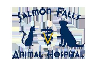 Logo for Salmon Falls Animal Hospital South Berwick, Maine
