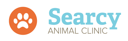 Logo for Searcy Animal Clinic Searcy, Arkansas